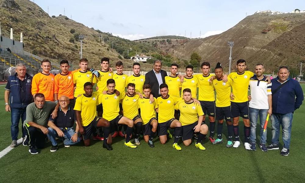 Calcio in Calabria 1^ ctg girone D/Il recupero Borgo Grecanico ...
